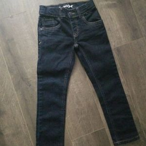 NWOT girls Cat and Jack skinny jeans 5t